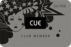 Cue Member Card Sample